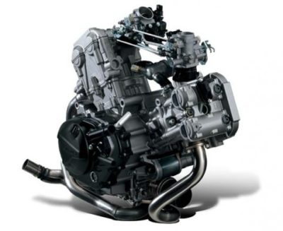 SV650 ABS エンジン