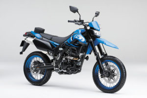 KAWASAKI D-TRACKER Final Edition