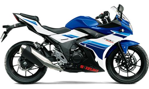 新型バイク情報 2017年 250cc