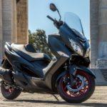 バーグマン400 ABS 新型 インプレ・スペック 試乗と納車状況 価格