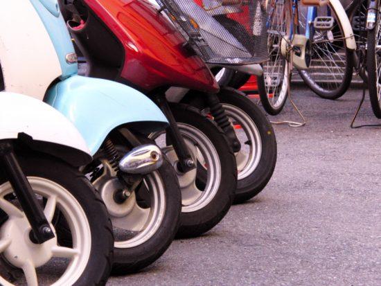 バイク 販売店