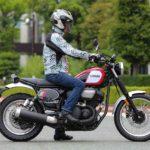 バイクの足つき性 改善と対策・目安【劇的に向上させる4つの方法】動画