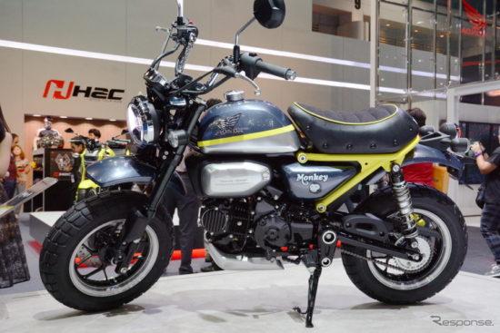 モンキー125cc新型