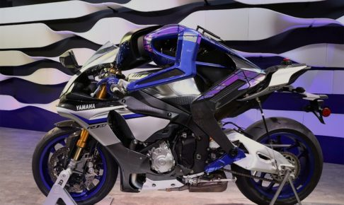 東京モーターサイクルショー2017-YAMAHA