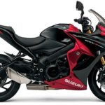 GSX-S1000F 2017年モデル インプレと評価 最高速やツーリング スクリーン
