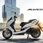 マジェスティS 2017年モデル新型 インプレ 最高速度やツーリングでの快適性は?