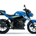 GSX-S125 ABS 2018年新型モデル インプレ 最高速や価格、発売日は?