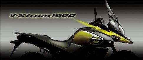 Vストローム1000