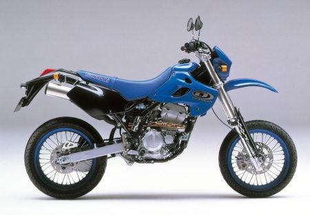 D-TRACKER 1998年