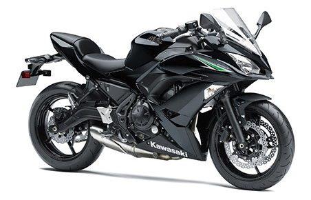 Ninja650 2018年モデル