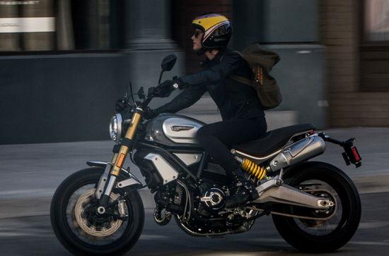 東京モーターサイクルショー2018 ドゥカティ