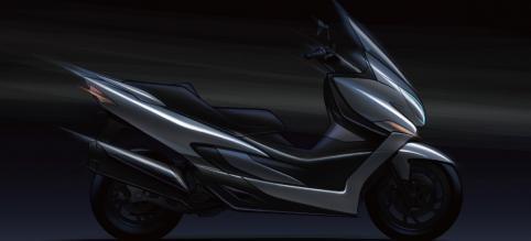 バーグマン400 ABS 2019
