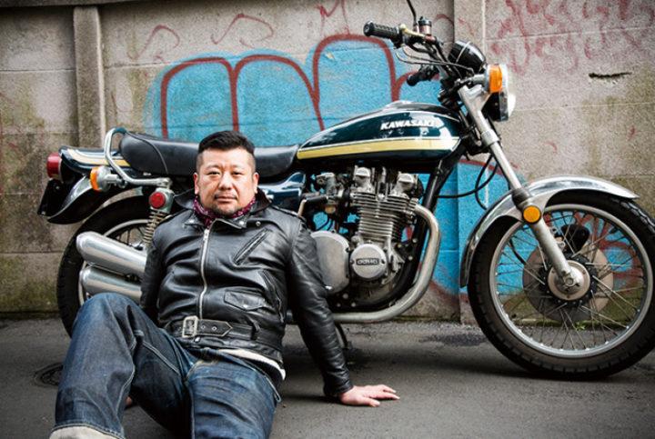 ケンドーコバヤシ バイク
