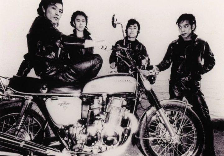 矢沢永吉 バイク