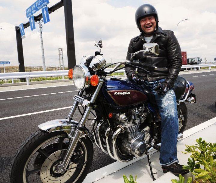 ぐっさん バイク