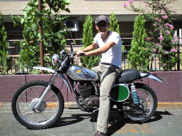 ノッチ バイク