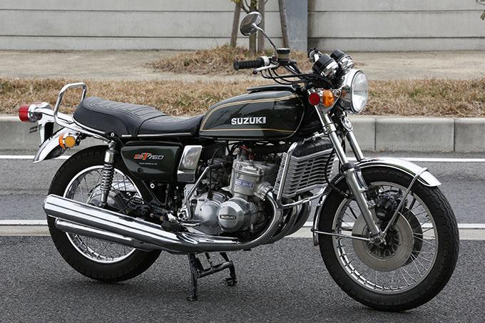 スズキ GT750