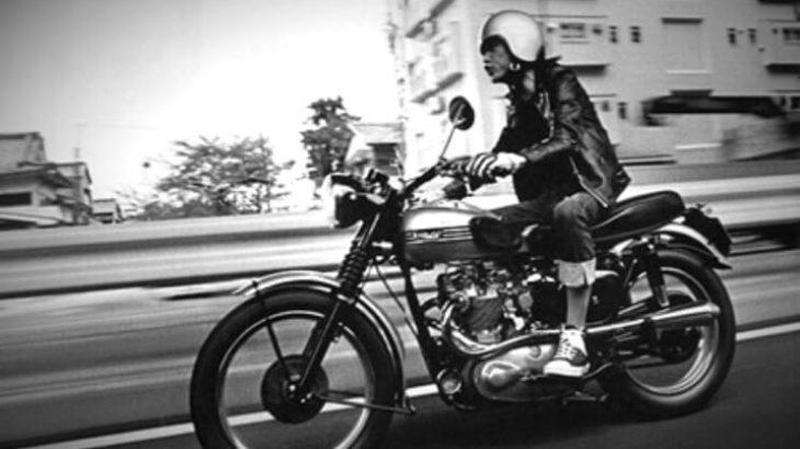 甲本ヒロト バイク